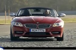BMW Z4 Sdrive 3.5 is Circulando