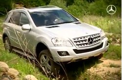 Mercedes-Benz Clase M Offroad