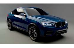 Video BMW X4 Concept Trailer