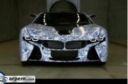 Video BMW  						Vision Exterior