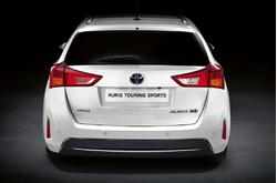Fotos coches Toyota  Toyota  Auris Touring Sports 130 Live