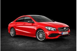 Fotos coches Mercedes-Benz  Mercedes-Benz  CLA 180 Shooting Brake