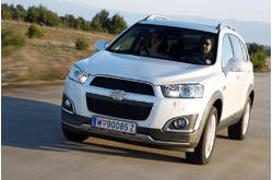 Fotos coches Chevrolet Captiva