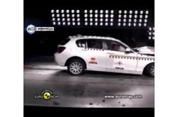 2012 BMW Serie 1 Euroncap Crash Test