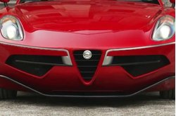 Video Touring Superleggera Disco Volante Detalles