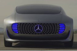 Mercedes-Benz F 015 Luxury in Motion Exterior
