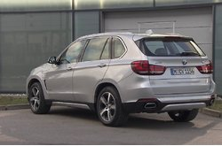 Vídeo BMW X5 xDrive40e 2016 Exterior