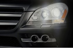 Video Mercedes-Benz Clase GL Luces