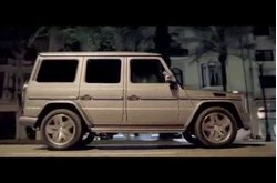 Mercedes-Benz Clase G Trailer