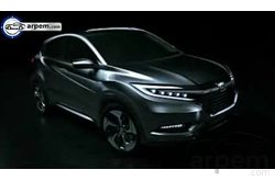 Video Honda Urban SUV Concept Trailer