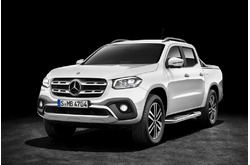 Fotos coches Mercedes-Benz Clase X