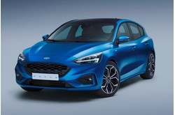 Fotos coches Ford  Ford  Focus Berlina Trend+ 1.5 EcoBlue 88 kW (120 CV)