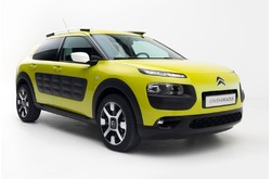 Fotos coches Citroën  Citroën  C4 Cactus BlueHDi 100 Shine Edition