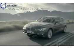 BMW Serie 3 Touring Spot TV