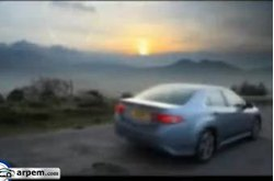 Video Honda Accord Lanzamiento