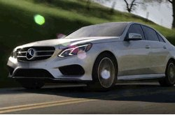 Mercedes-Benz Clase E Spot TV