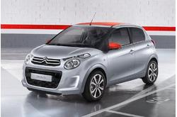 Fotos coches Citroën  Citroën  C1 5p VTi 68 ETG City Edition