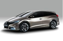 Civic Wagon Concept