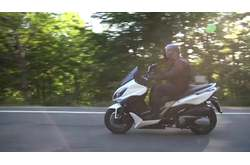 Video KYMCO Xciting 400i ABS Detalles