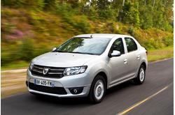 Fotos coches Dacia Logan