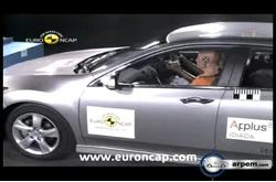 Honda Accord Crash Test