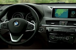 Vídeo BMW X1 2015 Interior