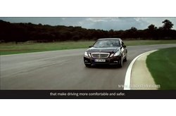 Mercedes-Benz Clase E Lane Keeping Assist