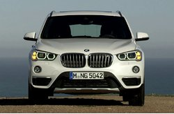 Vídeo BMW X1 2015 Exterior