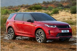 Fotos coches Land Rover  Land Rover  Discovery Sport P200 MHEV AWD Auto S
