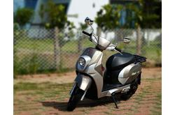 Fotos motos KYMCO Queen 3.0 EV