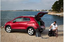 Fotos de coches Chevrolet Trax