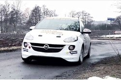 Video Opel ADAM Prueba