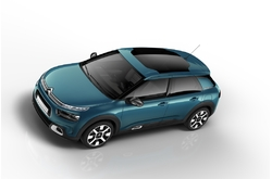 Fotos coches Citroën C4 Cactus
