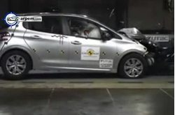 Peugeot 208 Crash Test