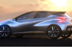 Nissan Sway Concept Trailer