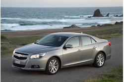 Fotos coches Chevrolet Malibu