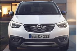 Fotos de coches Opel Crossland X