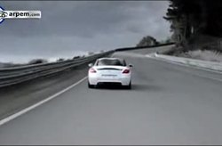 Video Peugeot RCZ Aceleración