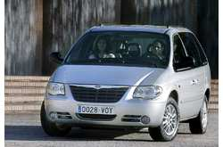 Fotos de coches Chrysler Voyager