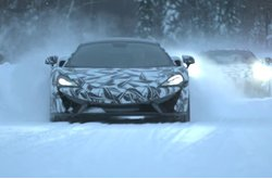 Vídeo McLaren 570S Coupé 2016 Test prototipo