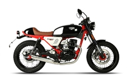 Fotos motos Hanway Raw SR Black/Red 125