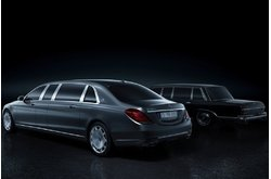 Fotos coches Mercedes-Benz Maybach Pullman