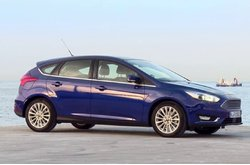 Ford Focus Berlina 2015