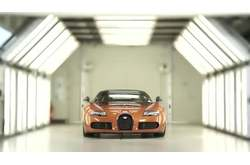 Video Bugatti Veyron Grand Sport Venet Trailer
