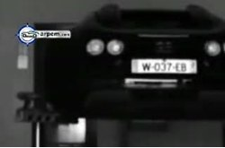 Video Bugatti Veyron Grand Sport Vitesse World Record