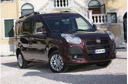 Fotos coches Fiat Furgoneta  Fiat Doblo Panorama T-Jet Natural Power Active 1.4 120 CV