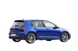Volkswagen Golf R 2017