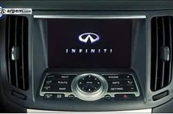 Video Infiniti G37 Cabrio USB iPod