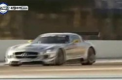 Mercedes-Benz SLS AMG GT3 Racing