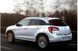 Fotos de coches Citroën C4 Aircross